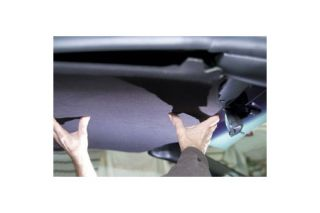 1984-1996 Corvette Roof Panel Headliner Black-Out