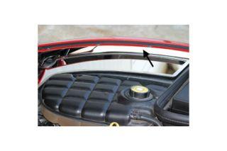 1997-2004 Corvette Polished Stainless Inner Fender Liners