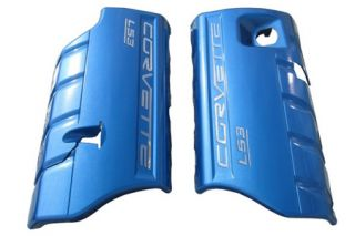 2008-2013 Corvette LS3 Painted GM Fuel Rail Covers