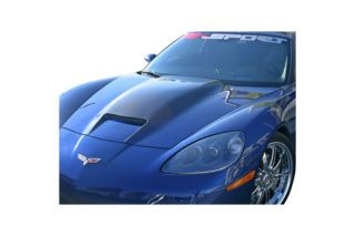 2005-2013 Corvette RK Sport Ram Air Hood w/Carbon Blister