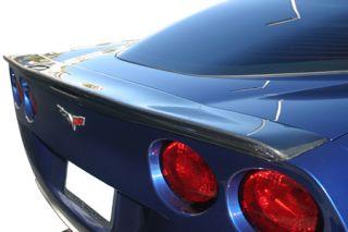 2005-2013 Corvette RK Sport Carbon Fiber Rear Spoiler