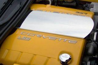 2005-2007 Corvette LS2 Painted GM Fuel Rail Covers