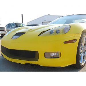 2010-2013 Corvette GrandSport Speed Lingerie Nose Mask w/Front License Pocket