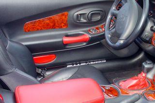 1997-2004 Corvette Speed Lingerie Door Handle Cover Set