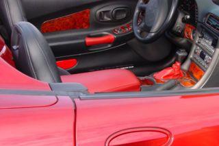 1997-2004 Corvette w/Auto Speed Lingerie Shift Boot