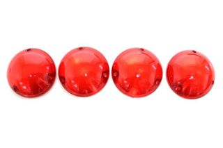 68-73 Tail Light Bubble Lenses (Default)