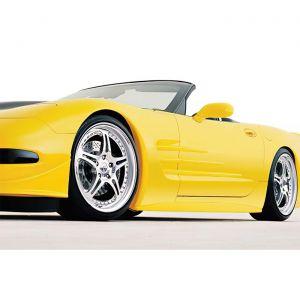1997-2004 Corvette RK Sport RK5 Door Strakes