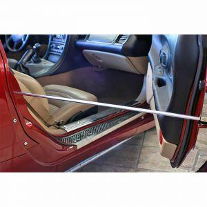 2005-2013 C6 Corvette Stainless Door Prop Rod