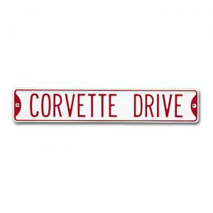 """CORVETTE DRIVE"" Street Sign"