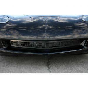 2005-2013 Corvette Blakk Stealth Laser Mesh Front Grill