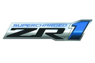 "ZR1 Corvette Magnet (6"" x 2"")"