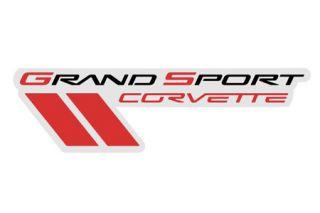"""Grand Sport Corvette Magnet (7"""" x 2"""")"""