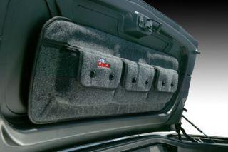 2005-2013 Corvette Conv Rear Deck Lid Pocket Pods