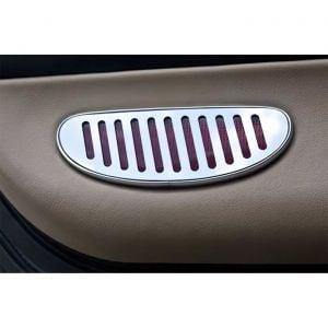 1997-2004 Corvette Stainless Door Reflector Bezels
