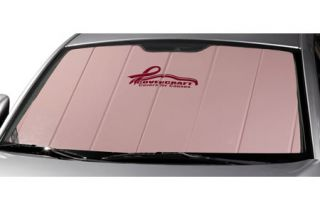 2005-2013 Corvette Pink Covercraft Ultraviolet Heat Shield (Covers for Causes)