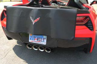 2014-2018 Corvette GM Rear Bumper Protector