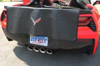 2014-2018 Corvette GM Rear Bumper Protector