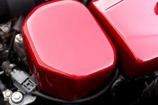 14-18 Corvette Painted Regulator Cover