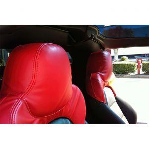 12-13 Speed Lingerie Headrest Covers
