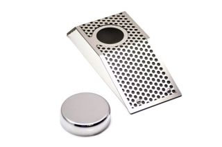 08-13 Perforated Stainless Power Steering Cover