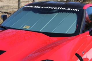 14-18 Covercraft Insulated Windshield Shade (Default)
