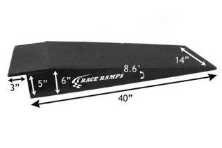 """Race Ramp 5"""" Rack Ramps (Default)"""