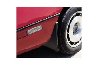 1984-1990 Corvette Altec Rear Splash Guards