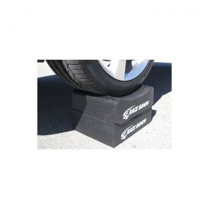 "Race Ramps Adjustable Height 12"" Wheel Cribs (Default)"