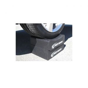 "Race Ramps Adjustable Height 8"" Wheel Cribs (Default)"