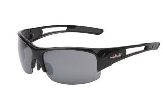 C7 Z06 Corvette Gloss Black Rimless Sunglasses (Rx Capable)