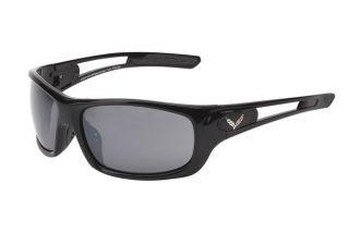 C7 Corvette Gloss Black Full Frame Sunglasses (Rx Capable) (Default)