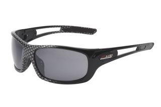 C7 Z06 Corvette Gloss Black/Carbon Fiber Full Frame Sunglasses (Rx Capable) (Default)