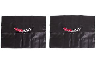 77-79 T-Top Panel Storage Bags w/ Embroidered Emblem