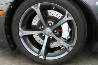 06-13 Z06/Grand Sport Caliper Stainless Face Plates (18pc)