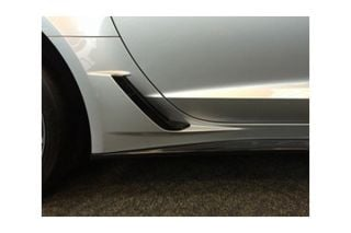 15-18 Z06/GS Cleartastic PLUS Lower Rocker Panel & Door Protection (Default)