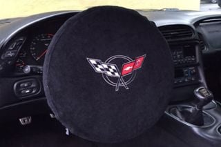 97-04 Steering Wheel Cover