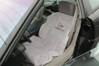 84-96 Seat Armour Cover w/ C4 Emblem