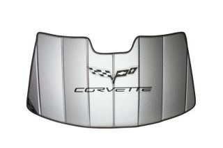 05-13 Covercraft Insulated Windshield Sun Shade w/C6 Emblem