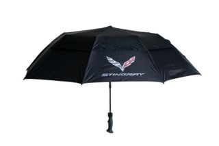 C7 Corvette Golf Umbrella