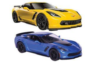 1:24th 2015 Z06 Corvette Die Cast
