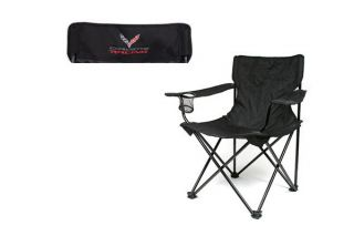 Corvette Racing Travel Chair