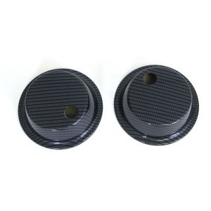 68-82 Headlight Actuator Covers (HydroCarbon)