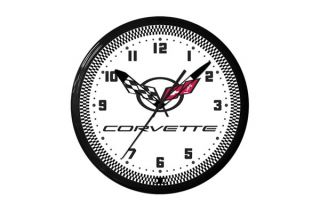 C5 Corvette 20in Neon Clock