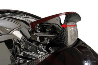 97-04 Deluxe Stainless Headlight Bucket Covers (2pc)