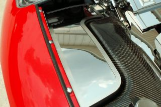 97-04 Polished Stainless Inner Fender EXTENDED Accent Plates