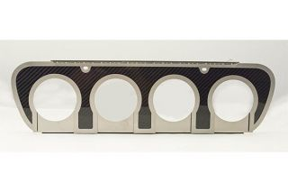 14-19 w/o NPP Carbon Fiber Exhaust Filler Panel