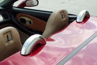 98-04 Conv Stainless Sport Hoops