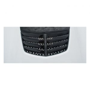 14-19 Hood Air Intake Vent Grille (Expanded Pattern)