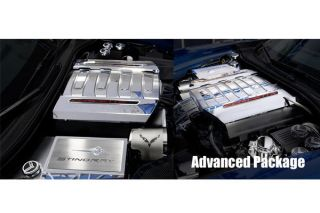 14-19 Stainless Advanced Engine Upgrade Package