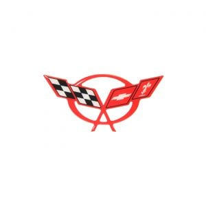 97-04 Air Intake Duct Domed Emblem